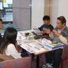 京都・立命館宇治高等学校の生徒さんから取材をうけました