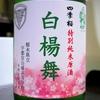 白楊舞 四季桜 特別純米原酒