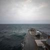 (海外反応) 緊張の台湾海峡…米駆逐艦が現れ、戦闘機12機が離陸