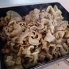 豚バラ肉のしぐれ煮…お弁当の常備菜としては一番好きかも。