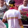 2018 ATP1000 3回戦 錦織 対 コールシュライバー イタリア国際