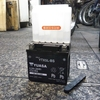 #バイク屋の日常 #ホンダ #FTR223 #バッテリー交換 #YTX5L-BS