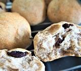 レーズンの丸パン◎手ごねレシピ 分量や割合 作り方の詳細
