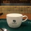 新宿のプロントでコーヒーを飲みながら仕事♪♪
