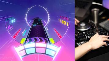 パーティー自粛の今こそ、DJコントローラが使える音ゲー『Spin Rhythm XD』を試す