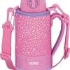 デザインが可愛いと評判 サーモス 水筒 真空断熱スポーツボトル 0.8L ピンクスター FHT-801F PKST