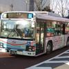 警視庁ちびまる子ちゃんラッピングバス 京浜急行バスVer