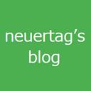 neuertag's blog