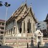 18番 白い三門に、白い開かずのお堂が美しいお寺