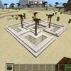 少ない種類のブロックで作れる地下モダンハウスの作り方【マイクラ】