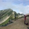 2016年7月30日 ご近所登山部第一弾 唐松岳日帰り