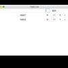 pythonでデスクトップアプリを作ってみる:2日目