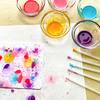 【Zentangle】夏休み特別企画!みんなで楽しくバブルアート×ゼンタングル♪