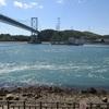 6月13日 関門海峡散策
