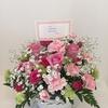 結婚記念日に花を贈ってみた。