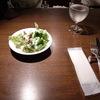 渋谷の「deco」でメヌケのポワレ タップナードソース。
