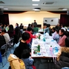 正月用しめ飾り教室を開催しました