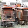 博多の櫛田神社周辺を歩く。屋台専用駐車場を発見!(福岡市)