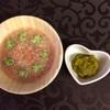お野菜からの離乳食  [66日目  トマトとシラスのキヌアリゾット]