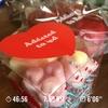 Happy Valentine!!チョコはいくつもらえました?!