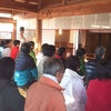 碓氷ハイキングクラブ様  正式参拝に来られました。