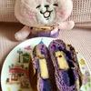 フィリピン定番のパン「パンデサル」の「ウベチーズパンデサル」は甘い&しょっぱい