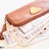 お金が溜まりやすい財布の中身とは?