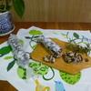 イタリアのお菓子屋さんのチョコレートのサラミ【作り方】材料7品で火も使わずに簡単!