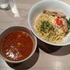 大井町のajito ismでトマトなつけ麺を食べたよ
