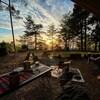 タダで手軽にソロキャンプ!大観峯自然公園キャンプ場!(富山県)