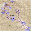 福崎町(兵庫県)の七種山と「つなぎ岩」