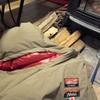 焚き火繭、生産開始&仕様変更のご案内
