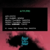 "2020/6/19(金) ""four-by-four"" on Live Streaming Party in Sendai-Kyoto-Nagoya-Tokyo"