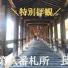 【西国三十三所巡り】特別拝観の長谷寺へ。日本最大級の観音様に触れてきました