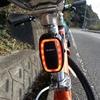 紀の川北岸自転車生活 安物のテールライトとバルブキャップを購入する