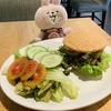 ハンバーガー🍔に肉は要らない!と思うくらいおいしかったセブITパーク近くにあるCAFÉ GEORGの豆腐バーガーは超ヘルシー(*´▽`*)
