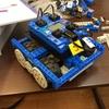 Scoutでロボットを作成中