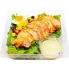 セブンイレブン 銀座デリー監修 タンドリーチキン風サラダが美味しかった