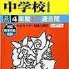 ついに東京&神奈川で中学受験解禁!本日2/2 16:00にインターネットで合格発表をする学校は?