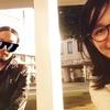 新しいメガネを買いました〜♪11月も半月が過ぎ…お天気の良い日はお散歩デイ♪