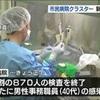 熊本県 新たに39人感染 2人死亡