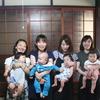 6月28日親子ヨガとベビーマッサージの会