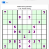 Sudoku 4098 hard, 28 Jun 2018 - the Guardian - hard