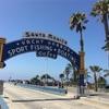 ロサンゼルス旅行2日目〜サンタモニカビーチとハリウッド〜