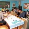 学校祭の準備 その2  Vorbereitung für Tag der öffenen Tür