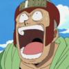 ONE PIECE(ワンピース) 32話「ココヤシ村の魔女! アーロンの女幹部」