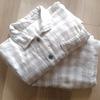 【雑貨】綿100%のガーゼパジャマにいやされる