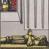タロットカード:小アルカナ ソードの4