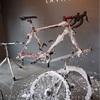 TIME Fluidity:自転車の洗車専門店「ラバッジョ」傷が無くなった!!