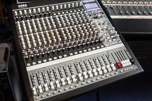 KORG SoundLink 〜音の練達が使い始めたハイブリッド・ミキサー【Overview & Developers' Story】